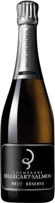 41,95 € Free Shipping | White sparkling Billecart-Salmon Reserve Brut Reserva A.O.C. Champagne Champagne France Pinot Black Bottle 75 cl. | Thousands of wine lovers trust us to get the best price guarantee, free shipping always and hassle-free shopping and returns.