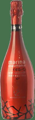 Rouge moussant