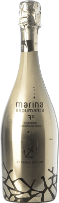 6,95 € Free Shipping | White sparkling Bocopa Marina Espumante 7º D.O. Alicante Valencian Community Spain Muscat of Alexandria Bottle 75 cl. | Thousands of wine lovers trust us to get the best price guarantee, free shipping always and hassle-free shopping and returns.