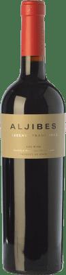 15,95 € Free Shipping | Red wine Los Aljibes Crianza I.G.P. Vino de la Tierra de Castilla Castilla la Mancha Spain Cabernet Franc Bottle 75 cl