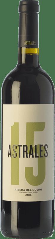 61,95 € Envoi gratuit | Vin rouge Astrales Crianza D.O. Ribera del Duero Castille et Leon Espagne Tempranillo Bouteille Magnum 1,5 L