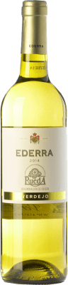 5,95 € Free Shipping | White wine Bodegas Bilbaínas Ederra Verdejo Joven D.O. Rueda Castilla y León Spain Viura, Verdejo Bottle 75 cl | Thousands of wine lovers trust us to get the best price guarantee, free shipping always and hassle-free shopping and returns.