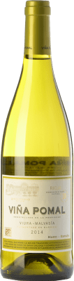 7,95 € Free Shipping | White wine Bodegas Bilbaínas Viña Pomal Crianza D.O.Ca. Rioja The Rioja Spain Viura, Malvasía Bottle 75 cl | Thousands of wine lovers trust us to get the best price guarantee, free shipping always and hassle-free shopping and returns.