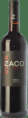 7,95 € Envoi gratuit | Vin rouge Bodegas Bilbaínas Viña Zaco Joven D.O.Ca. Rioja La Rioja Espagne Tempranillo Bouteille 75 cl