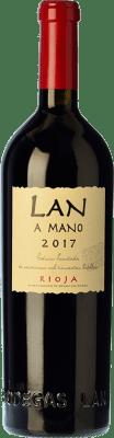 29,95 € Envío gratis | Vino tinto Lan a Mano Crianza D.O.Ca. Rioja La Rioja España Tempranillo, Graciano, Mazuelo Botella 75 cl