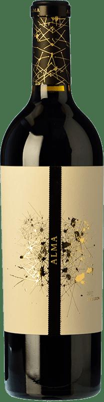 29,95 € Free Shipping | Red wine Luzón Alma de Luzón Reserva D.O. Jumilla Castilla la Mancha Spain Syrah, Cabernet Sauvignon, Monastrell Bottle 75 cl