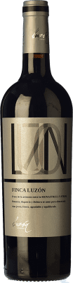 5,95 € Envoi gratuit | Vin rouge Luzón Finca Luzón Joven D.O. Jumilla Castilla La Mancha Espagne Syrah, Monastrell Bouteille 75 cl