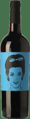 6,95 € Free Shipping | Red wine Luzón Las Hermanas Joven D.O. Jumilla Castilla la Mancha Spain Syrah, Monastrell Bottle 75 cl