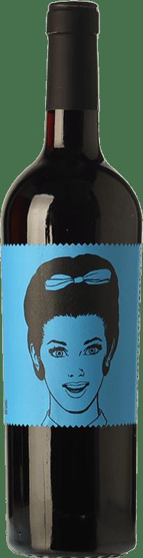 5,95 € Free Shipping | Red wine Luzón Las Hermanas Joven D.O. Jumilla Castilla la Mancha Spain Syrah, Monastrell Bottle 75 cl