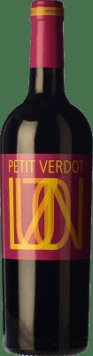 8,95 € Kostenloser Versand | Rotwein Luzón Joven D.O. Jumilla Kastilien-La Mancha Spanien Petit Verdot Flasche 75 cl
