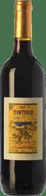 9,95 € Free Shipping | Red wine Bodegas Menorquinas Ferrer de Muntpalau Vermell Crianza I.G.P. Vi de la Terra de Illa de Menorca Balearic Islands Spain Merlot, Cabernet Sauvignon Bottle 75 cl