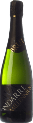 8,95 € Kostenloser Versand | Weißer Sekt Ondarre Millennium Brut Joven D.O. Cava Katalonien Spanien Viura Flasche 75 cl