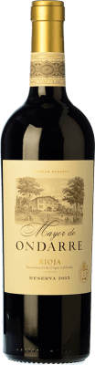 28,95 € Envoi gratuit   Vin rouge Ondarre Mayor de Ondarre Especial Reserva D.O.Ca. Rioja La Rioja Espagne Tempranillo, Mazuelo Bouteille 75 cl