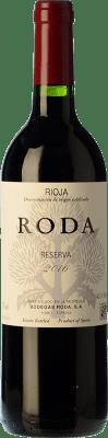 54,95 € Envoi gratuit | Vin rouge Bodegas Roda Reserva D.O.Ca. Rioja La Rioja Espagne Tempranillo, Grenache, Graciano Bouteille Magnum 1,5 L