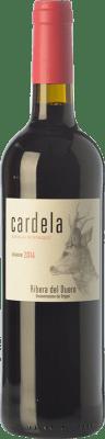 17,95 € Envoi gratuit | Vin rouge Bohórquez Cardela Crianza D.O. Ribera del Duero Castille et Leon Espagne Tempranillo, Merlot, Cabernet Sauvignon Bouteille 75 cl