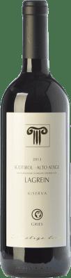 34,95 € Free Shipping | Red wine Bolzano Riserva Prestige Reserva D.O.C. Alto Adige Trentino-Alto Adige Italy Lagrein Bottle 75 cl