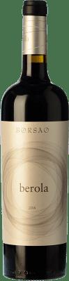 15,95 € Free Shipping | Red wine Borsao Berola Crianza D.O. Campo de Borja Aragon Spain Syrah, Grenache, Cabernet Sauvignon Bottle 75 cl