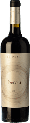 19,95 € Envoi gratuit | Vin rouge Borsao Berola Crianza D.O. Campo de Borja Aragon Espagne Syrah, Grenache, Cabernet Sauvignon Bouteille 75 cl
