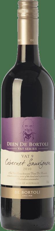 9,95 € Free Shipping | Red wine Bortoli VAT 9 Crianza I.G. Riverina Riverina Australia Cabernet Sauvignon Bottle 75 cl