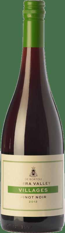 9,95 € Envío gratis | Vino tinto Bortoli Villages Crianza I.G. Yarra Valley Yarra Valley Australia Pinot Negro Botella 75 cl