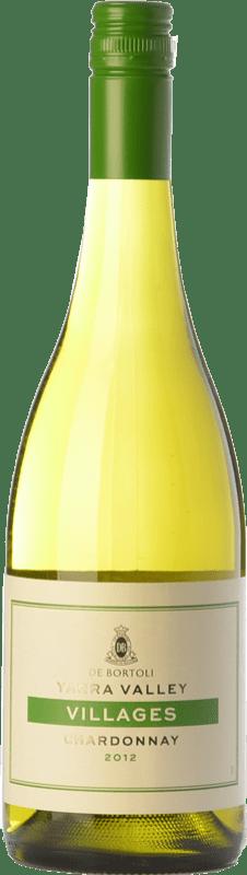 9,95 € Envío gratis | Vino blanco Bortoli Villages Crianza I.G. Yarra Valley Yarra Valley Australia Chardonnay Botella 75 cl