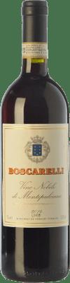 33,95 € Free Shipping | Red wine Boscarelli D.O.C.G. Vino Nobile di Montepulciano Tuscany Italy Sangiovese, Colorino, Canaiolo, Mammolo Bottle 75 cl