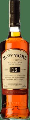 67,95 € Envoi gratuit | Whisky Single Malt Bowmore Darkest 15 Islay Royaume-Uni Bouteille 70 cl