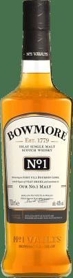 31,95 € Free Shipping | Whisky Single Malt Bowmore Small Nº 1 Islay United Kingdom Bottle 70 cl