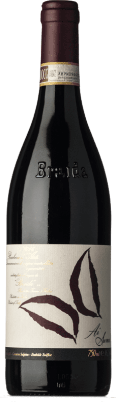 66,95 € Free Shipping | Red wine Braida Ai Suma D.O.C. Barbera d'Asti Piemonte Italy Barbera Bottle 75 cl