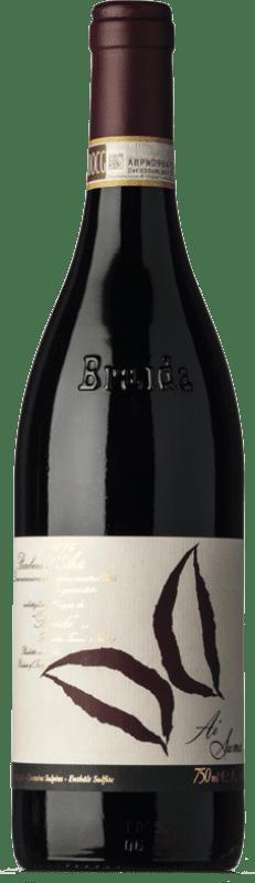 66,95 € Envío gratis | Vino tinto Braida Ai Suma D.O.C. Barbera d'Asti Piemonte Italia Barbera Botella 75 cl