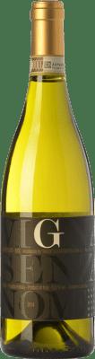 12,95 € Envío gratis | Vino dulce Braida Vigna Senza Nome D.O.C.G. Moscato d'Asti Piemonte Italia Moscatel Blanco Botella 75 cl