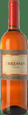 43,95 € Free Shipping | White wine Bressan Carat D.O.C. Collio Goriziano-Collio Friuli-Venezia Giulia Italy Malvasía, Ribolla Gialla, Tocai Friulano Bottle 75 cl