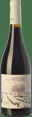 16,95 € Envío gratis | Vino tinto Bruma del Estrecho Parcela Particiones Crianza D.O. Jumilla Castilla la Mancha España Monastrell Botella 75 cl