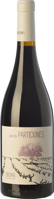 16,95 € Free Shipping | Red wine Bruma del Estrecho Parcela Particiones Crianza D.O. Jumilla Castilla la Mancha Spain Monastrell Bottle 75 cl