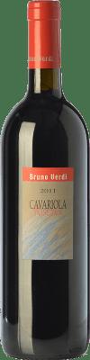 35,95 € Free Shipping | Red wine Bruno Verdi Cavariola Riserva Reserva D.O.C. Oltrepò Pavese Lombardia Italy Barbera, Croatina, Rara, Ughetta Bottle 75 cl