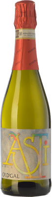15,95 € Free Shipping   White sparkling Ca' d' Gal Spumante D.O.C.G. Asti Piemonte Italy Muscatel White Bottle 75 cl   Thousands of wine lovers trust us to get the best price guarantee, free shipping always and hassle-free shopping and returns.