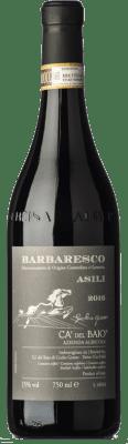 49,95 € Free Shipping | Red wine Cà del Baio Barbaresco Asili Reserva 2008 D.O.C. Piedmont Piemonte Italy Nebbiolo Bottle 75 cl