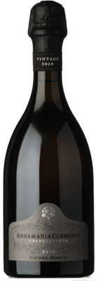 127,95 € Free Shipping | White sparkling Ca' del Bosco Cuvée Anna Maria Clementi 2007 D.O.C.G. Franciacorta Lombardia Italy Pinot Black, Chardonnay, Pinot White Bottle 75 cl