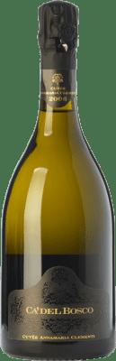 184,95 € Free Shipping   Rosé sparkling Ca' del Bosco Cuvée Anna Maria Clementi Rosé 2007 D.O.C.G. Franciacorta Lombardia Italy Pinot Black Bottle 75 cl