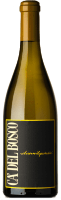 69,95 € Free Shipping | White wine Ca' del Bosco D.O.C. Curtefranca Lombardia Italy Chardonnay Bottle 75 cl