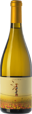 17,95 € Free Shipping | White wine Ca N'Estruc L'Equilibrista Blanc Crianza D.O. Catalunya Catalonia Spain Xarel·lo Bottle 75 cl