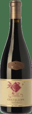 42,95 € Envoi gratuit | Vin rouge Cal Batllet Gratallops 5 Partides Vi de Vila Crianza D.O.Ca. Priorat Catalogne Espagne Carignan Bouteille 75 cl