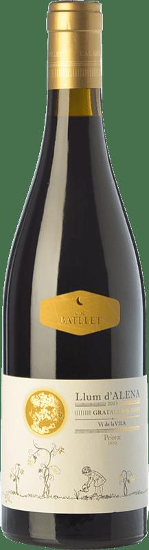 19,95 € Free Shipping | Red wine Cal Batllet Llum d'Alena Crianza D.O.Ca. Priorat Catalonia Spain Grenache, Carignan Bottle 75 cl