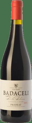 19,95 € Free Shipping | Red wine Cal Grau Badaceli de la Solana Crianza D.O.Ca. Priorat Catalonia Spain Grenache, Carignan Bottle 75 cl