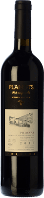 73,95 € Free Shipping | Red wine Cal Pla Planots Crianza D.O.Ca. Priorat Catalonia Spain Grenache, Carignan Bottle 75 cl