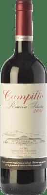 14,95 € Free Shipping | Red wine Campillo Selecta Reserva D.O.Ca. Rioja The Rioja Spain Tempranillo Bottle 75 cl