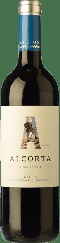 5,95 € Free Shipping | Red wine Campo Viejo Alcorta Crianza D.O.Ca. Rioja The Rioja Spain Tempranillo Bottle 75 cl