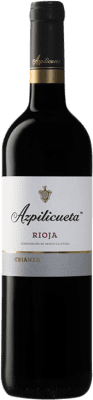 11,95 € Free Shipping | Red wine Campo Viejo Azpilicueta Crianza D.O.Ca. Rioja The Rioja Spain Tempranillo, Graciano, Mazuelo Bottle 75 cl