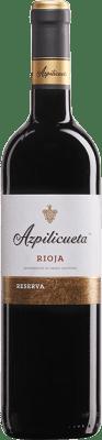 15,95 € Kostenloser Versand | Rotwein Campo Viejo Azpilicueta Reserva D.O.Ca. Rioja La Rioja Spanien Tempranillo, Graciano, Mazuelo Flasche 75 cl