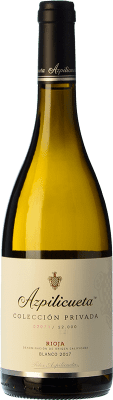 21,95 € Envoi gratuit | Vin blanc Campo Viejo Félix Azpilicueta Colección Privada Crianza D.O.Ca. Rioja La Rioja Espagne Viura Bouteille 75 cl
